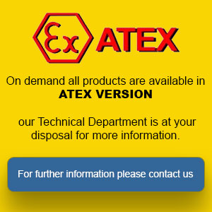 Products complying with ATEX Directive
