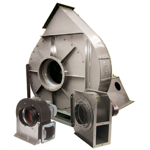 Centrifugal Industrial Fans