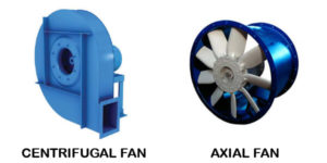 axial fan vs centrifugal fan