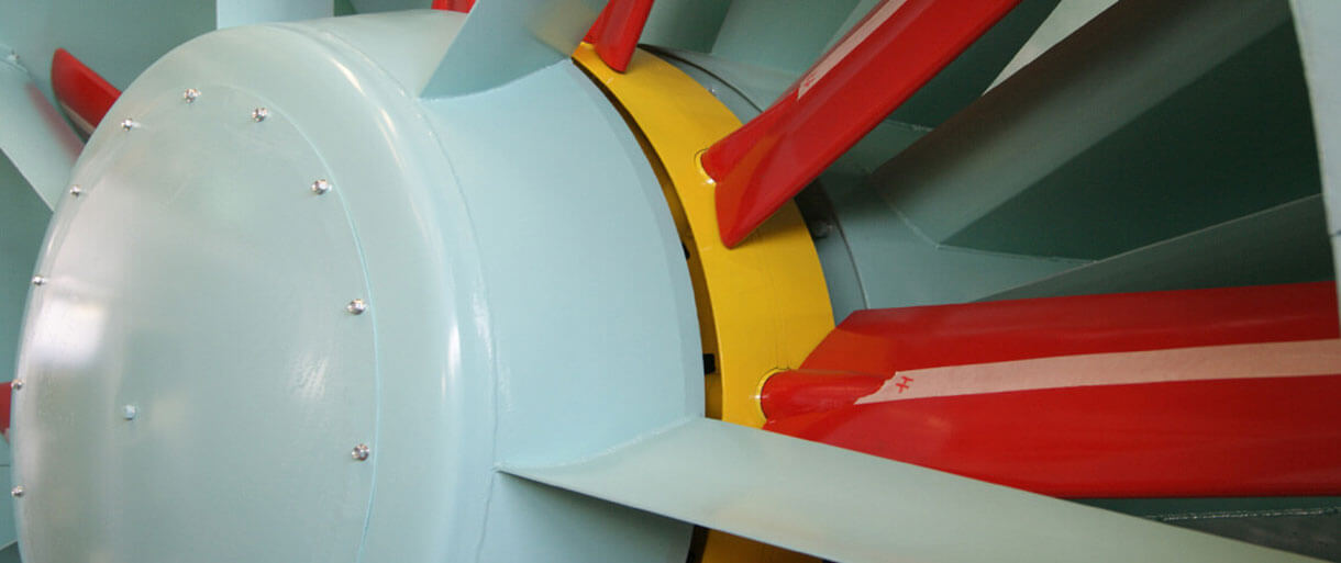 italian industrial fan manufacturers
